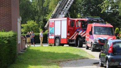 Photo of Woningbrand in Volendam