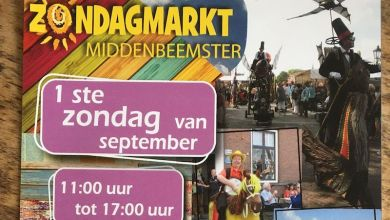 Photo of Zondagtip: Zondagmarkt Beemster!