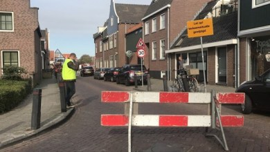 Photo of Grote ergernissen en chaos door renovatie in Volendam (video)