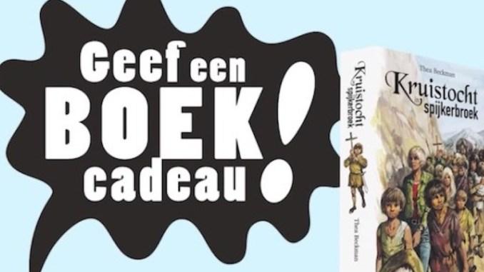 Geef Een Boek Cadeau Kruistocht In Spijkerbroek