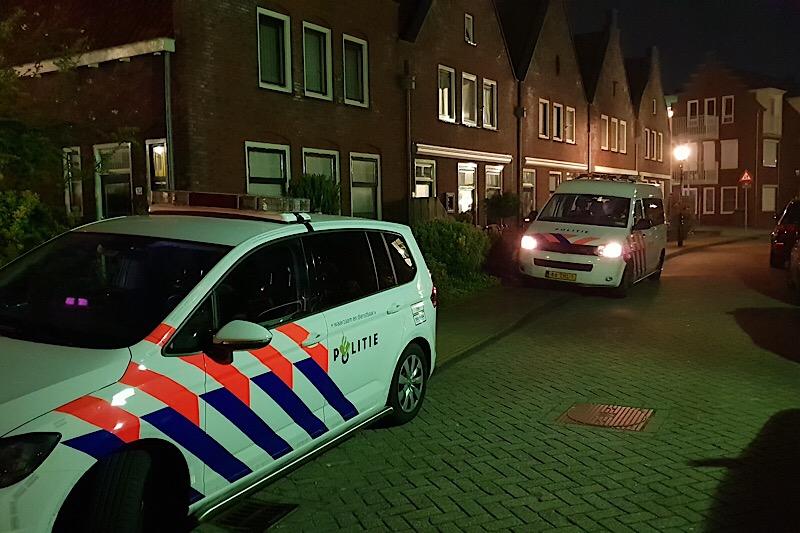 Mislukte woningoverval Volendam