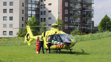 Photo of Medische inzet lifeliner in Weidevenne