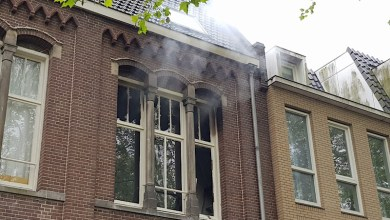 Photo of Brand woning Herengracht – centrum Purmerend