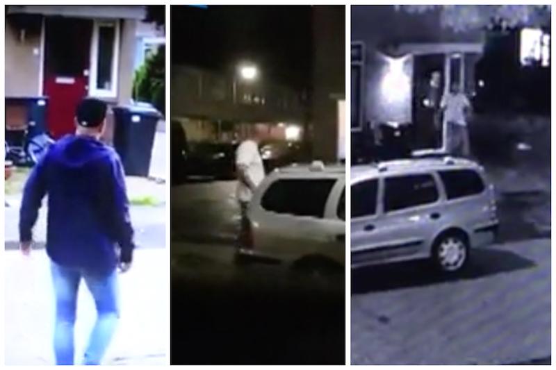 """Verwarde man drijft bewoners Schalmeistraat tot waanzin """"Pas de wet aan!"""" (video) - - Regio Purmerend"""