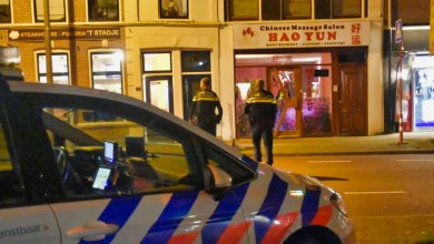 Photo of Overval op massagesalon Hao Yun aan de Westerstraat