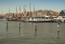 "Photo of Handhavers stoppen feest op boot in haven Volendam ""Coronaregels volstrekt genegeerd"""