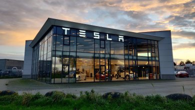 Photo of Tesla opent Store & Service Center in Purmerend
