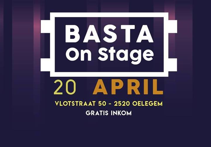 Aftermovie Basta On Stage staat online