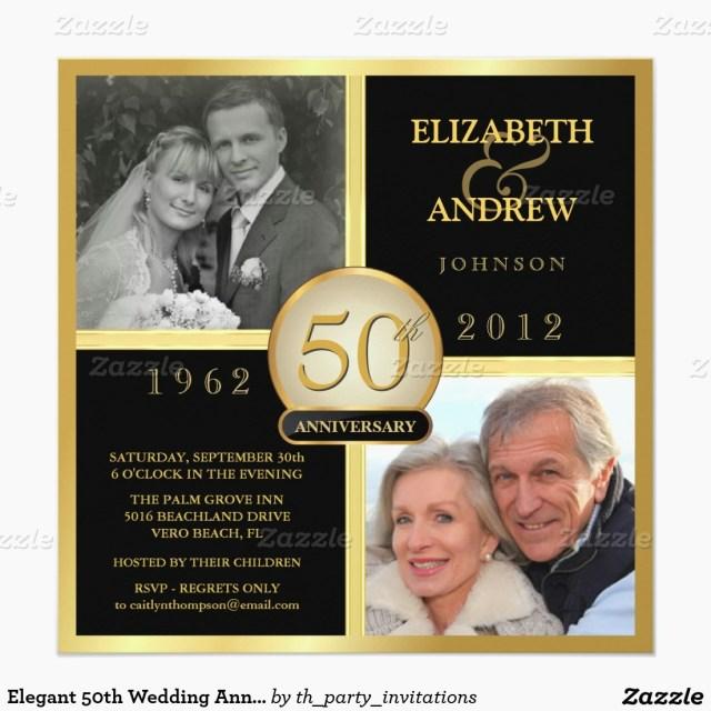 50Th Wedding Invitations 50th Wedding Anniversary Invitations Best Of 50th Wedding