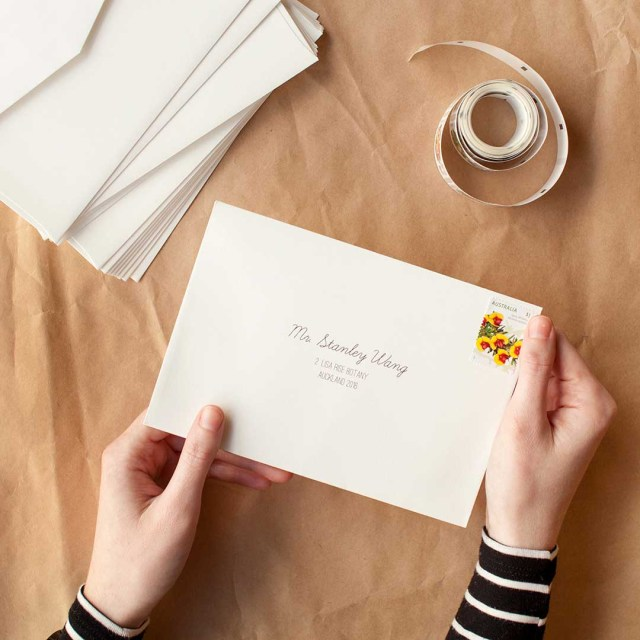 Addressing Wedding Invitations Outer Envelope Only How To Address Wedding Invitations All The Info You Need To Know