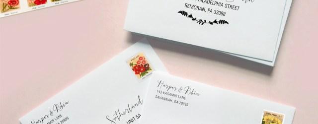 Addressing Wedding Invitations The Feminist Guide To Addressing Wedding Invitations A Practical