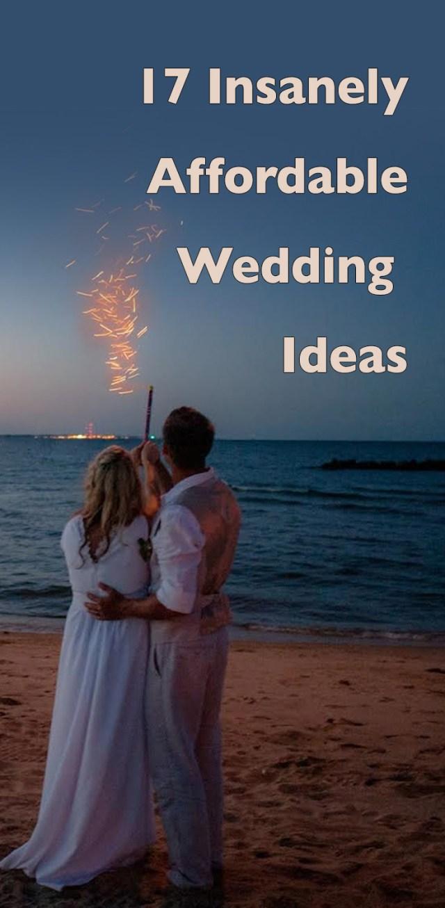 Affordable Wedding Ideas Super Affordable Wedding Planning Tips Weddingmix