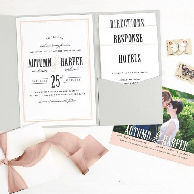 Affordable Wedding Invites Stylish Affordable Wedding Stationery Blush Bowties Toronto