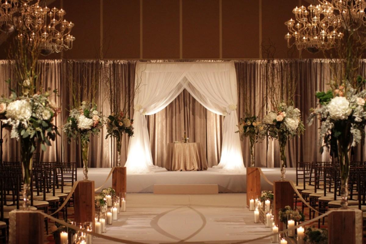 Altar Decorations Wedding Wedding Ceremony Decor Wedding Aisle Decorations Decorating Ideas