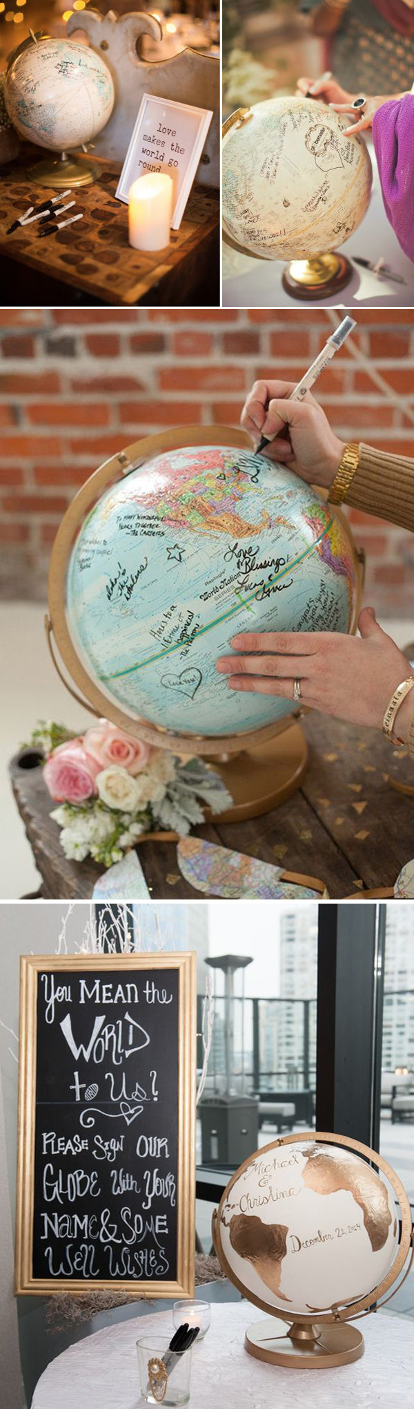 Alternative Wedding Ideas 20 Must See Non Traditional Wedding Guest Book Alternatives
