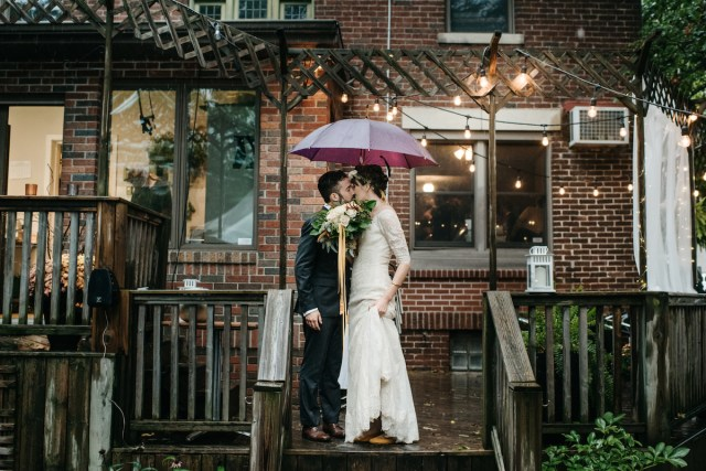 Alternative Wedding Ideas Backyard Weddings You Can Steal Ideas From A Practical Wedding
