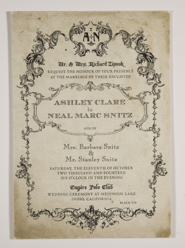Antique Wedding Invitations Invitations More Photos Vintage Inspired Wedding Invitation