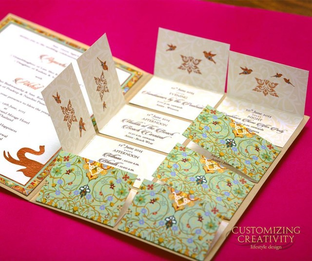 Awesome Wedding Invitations 18 Unique Creative Wedding Invitation Ideas For Your 2019 Shaadi