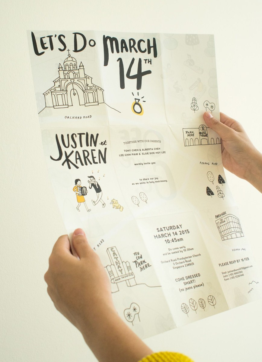 37+ Best Image of Awesome Wedding Invitations