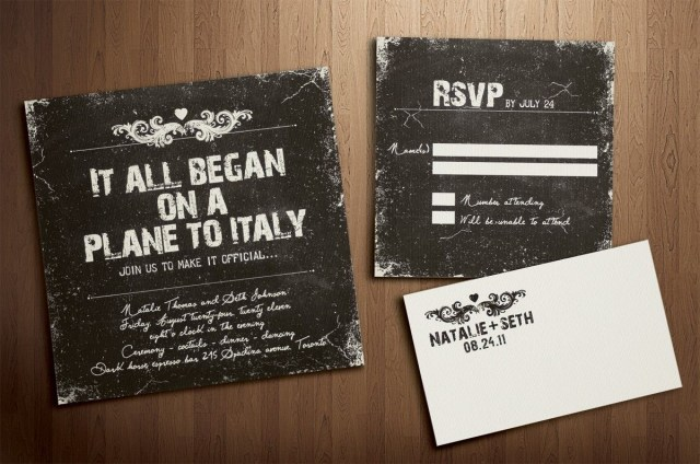 Awesome Wedding Invitations 20 Fun Wedding Invitations Wedding Invitation Cards Wedding