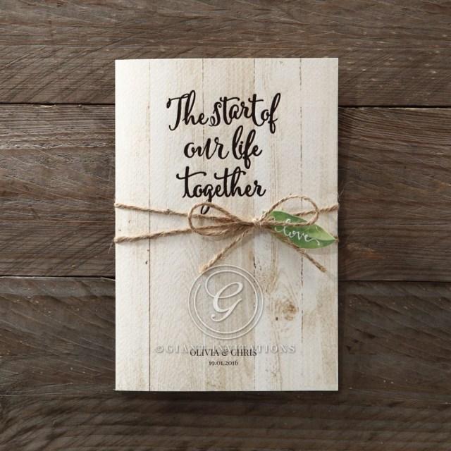 Backyard Wedding Invitation Wording Samples Pwi114117 Wh Rustic Woodlands Wedding Invitation In Brown 1 Outdoor