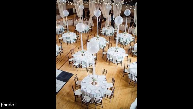 Baloon Decorations Wedding Diy Wedding Balloon Decorating Ideas Youtube