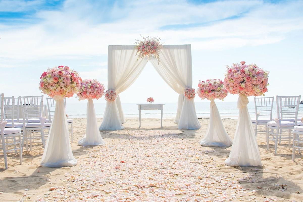 Beach Wedding Ideas Beach Wedding Ideas Jardin De Miramar Events Venue