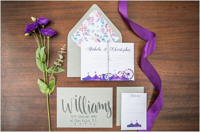 Beach Wedding Invites Palm Beach Wedding Invitations Married In Palm Beach