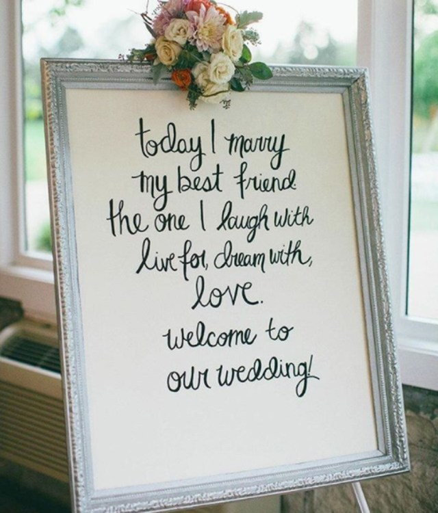 Beautiful Wedding Idea Meaningful To Funny 10 Beautiful Quotes For Your Wedding Signs