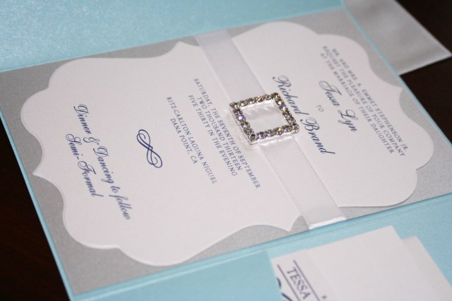 Blue And Silver Wedding Invitations Light Blue And Silver Wedding Invitations Light Blue Silver