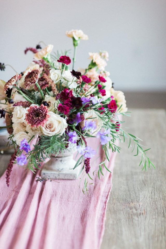 Boho Wedding Decor Romantic Table Runner Gauze Runner Boho Wedding Centerpieces Etsy