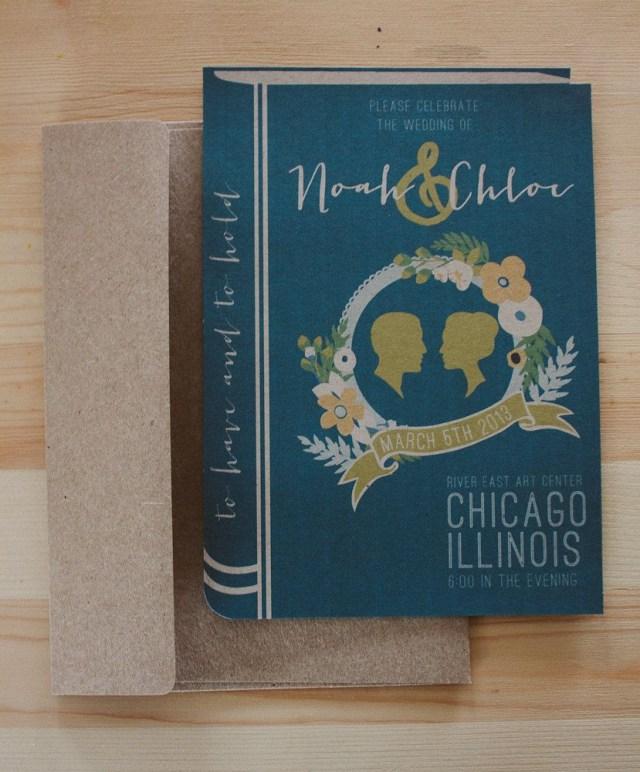 Book Wedding Invitations Library Book Wedding Invitation Set Want Want Wanttttttt This Is