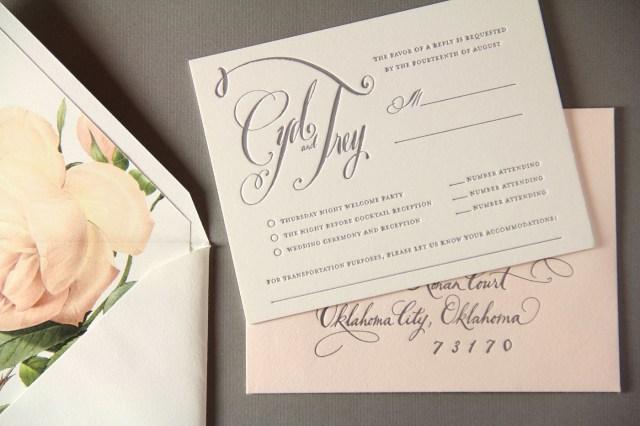 Calligraphy Wedding Invitations Dallas Calligraphy And Dallas Wedding Invitations Tara Jones