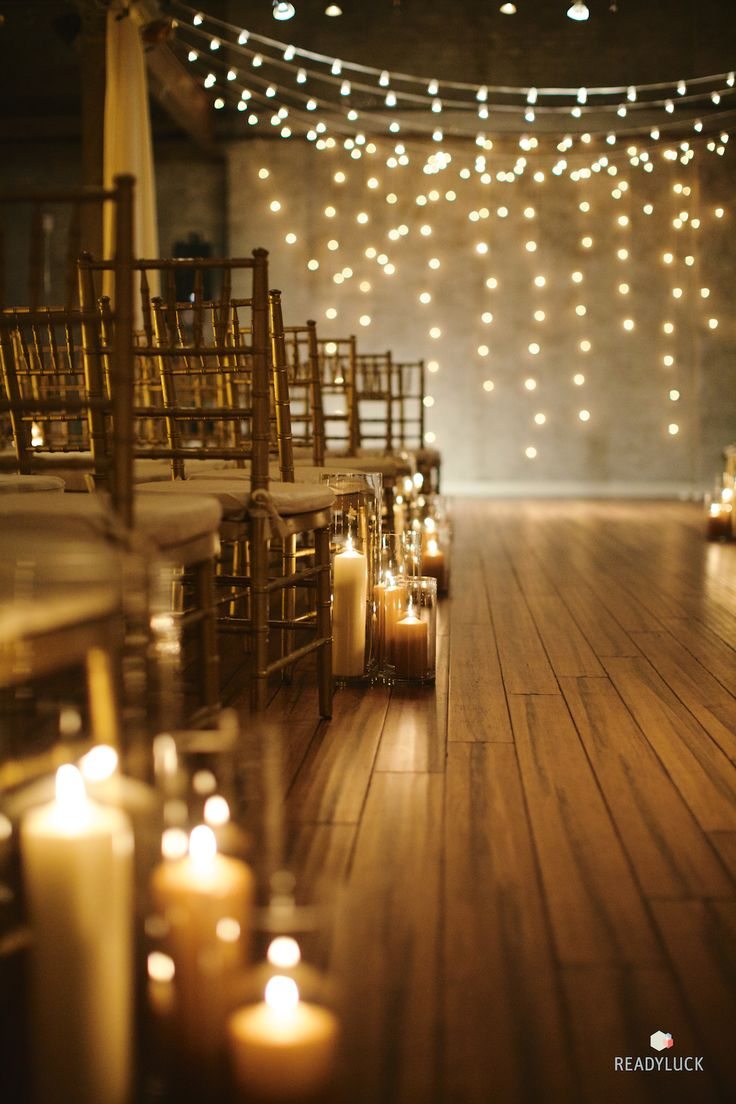 Candlelight Wedding Decor 43 Mind Blowingly Romantic Wedding Ideas With Candles Deer Pearl