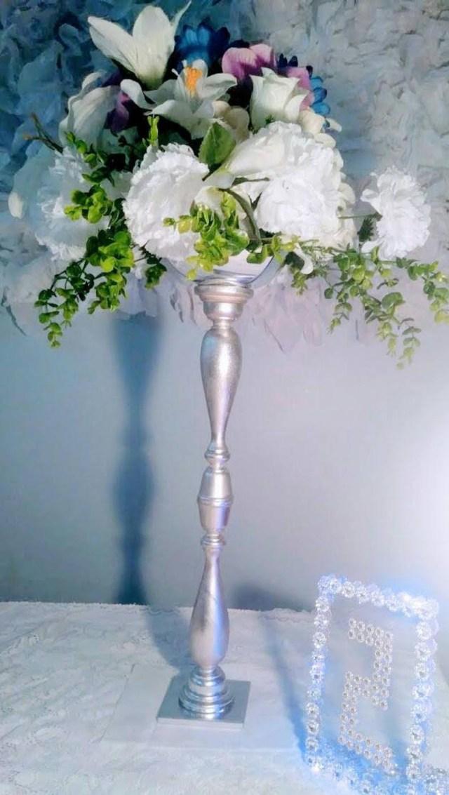 Centerpieces For Wedding Flower Standwedding Centerpieces For Tablewedding Flower Etsy