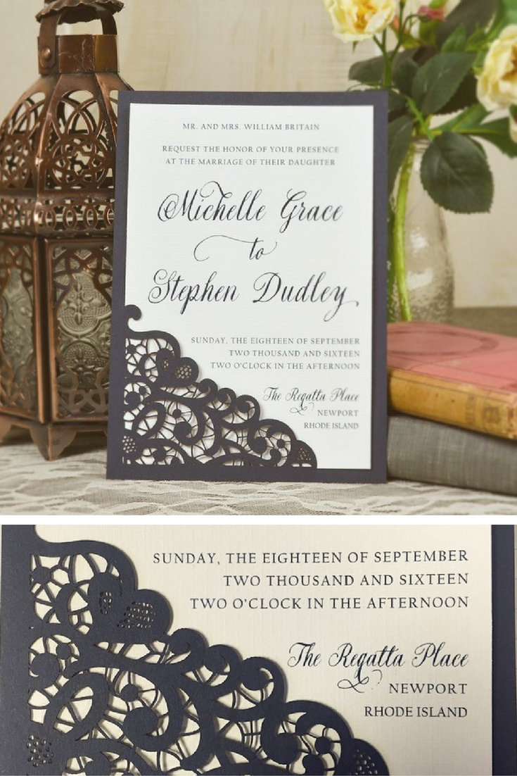32+ Inspired Picture of Cheap Invitations Wedding