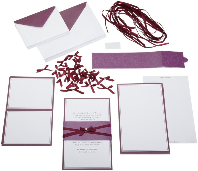 Cheap Wedding Invitation Kits Cheap Wedding Stuff Very Cheap Wedding Invitations