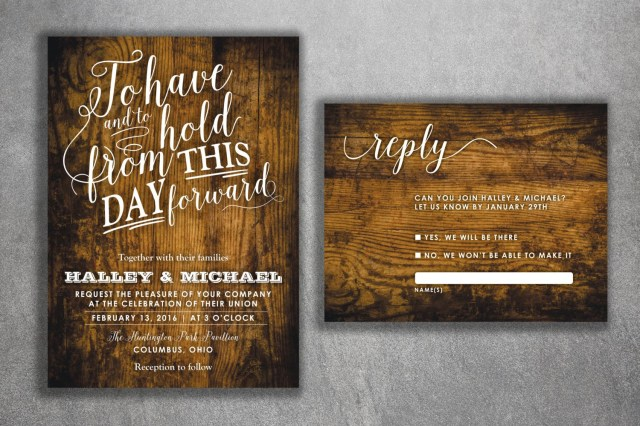 Country Rustic Wedding Invitations Country Wedding Invitations Set Rustic Wedding Invitation Burlap