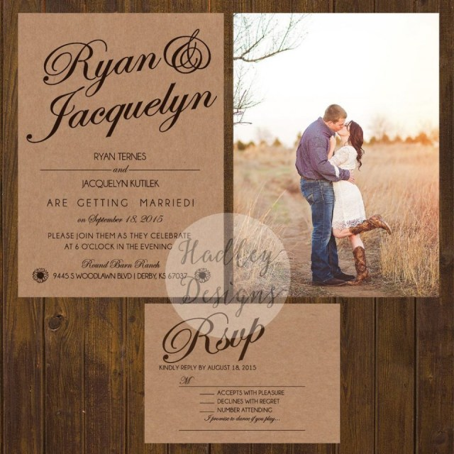 Country Wedding Invitation Wording Invitations Country Wedding Original Stag Formidable Chic Invitation