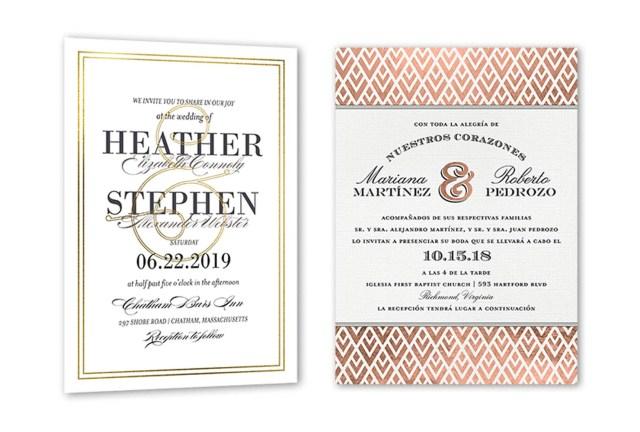 Couple Hosting Wedding Invitation Wording 35 Wedding Invitation Wording Examples 2018 Shutterfly