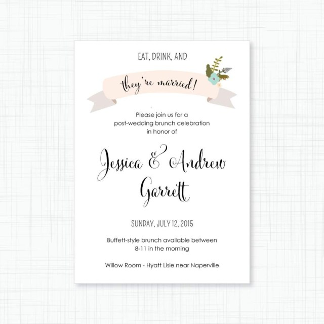 Couple Hosting Wedding Invitation Wording Wedding Invitations Wording Couple Hosting The Best Clothing