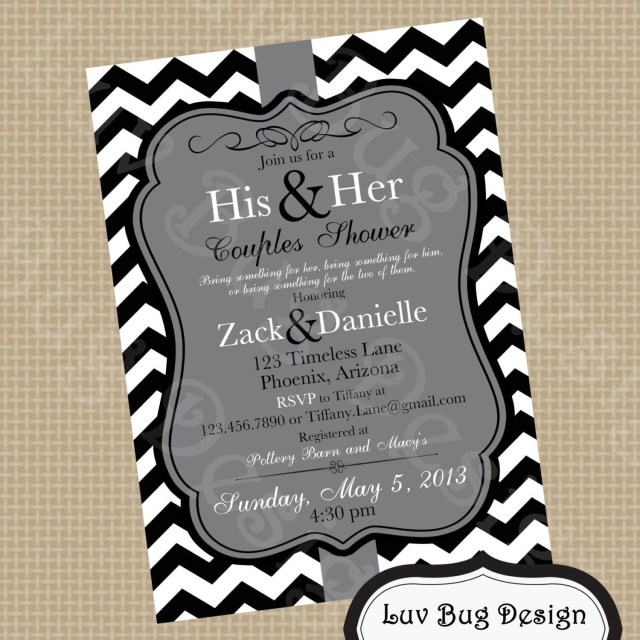 Couples Wedding Shower Invitations Couple Bridal Shower Invitations Best Of Bridal Shower Couples