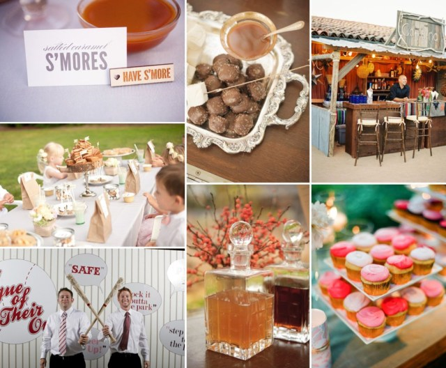 Creative Wedding Ideas Creative Wedding Reception Ideas Fun For Brides Grooms And Guests