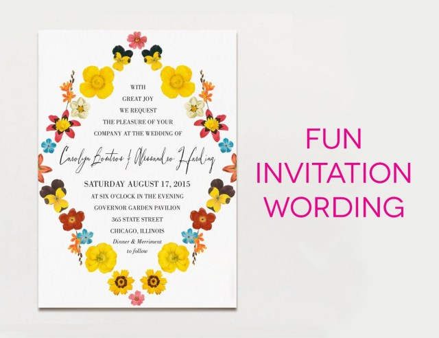 Cute Wedding Invitation Wording Invitations Category Carlson Craft Wedding Invitations Wedding