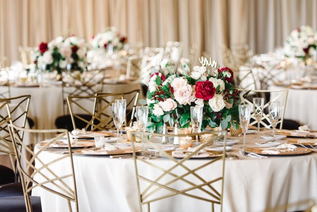 Did Wedding Decorations Emily Kathleen Taylor Our Wedding Reception Details