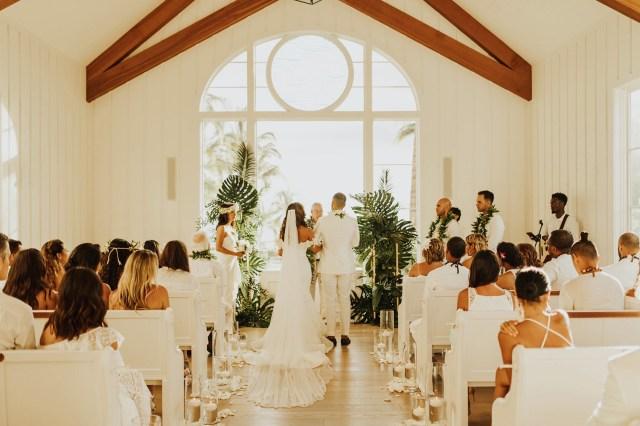 Did Wedding Decorations I Do Hawaii Wedding Ceremony Mywhitet