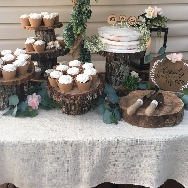 Did Wedding Decorations Ideas For An Easy Inexpensive Rustic Outdoor Wedding Hip