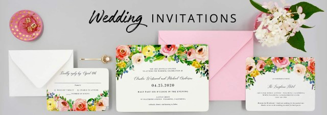 Discounted Wedding Invitations Wedding Invitations Choose Your Style Colors Fonts New And Blue