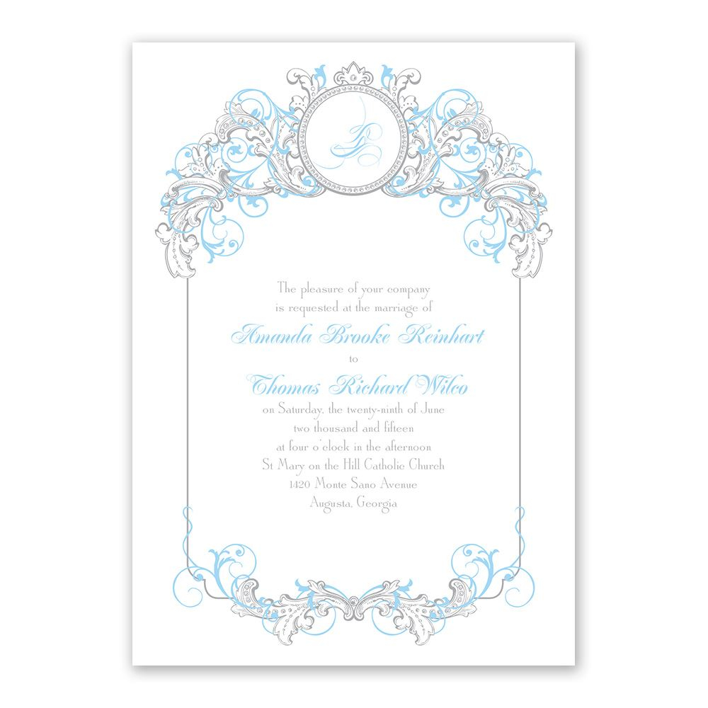 Disney Wedding Invitations Cinderella Disney Wedding Invitations Invitations Dawn