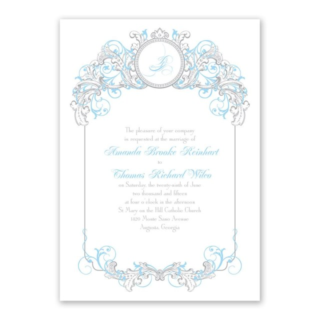 Disney Wedding Invitations Cinderella Disney Wedding Invitations Invitations Dawn